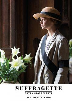 Suffragette Carey Mulligan | SUFFRAGETTE - Der Film | Echte Postkarten online…