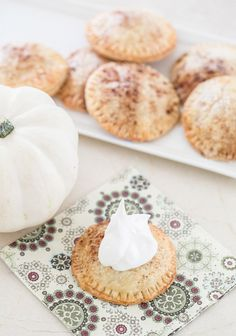 Mini Pumpkin Pies -