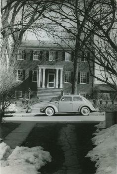 C.C. Wells' House, Charlottesville, Virginia from University of Virginia Visual History Collection; Albert and Shirley Small Special Collections Library, University of Virginia.