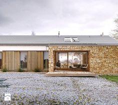 RODZINNY 2 - projekt domu z antresolą