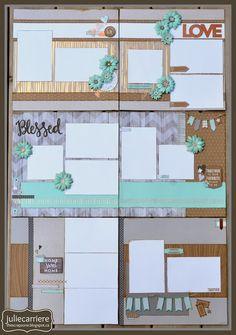 The Scrap Zone: Rustic Home Scrapbooking Workshop