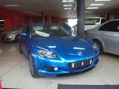 Mazda Coupe with Petrol Engine and full service history. Used Mazda for sale. Electric Mirror, Sun Roof, Manual Transmission, Audio System, Leather Interior, Rotary, Mazda, Mirrors, Engine