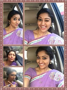 Neelima started her career in Oru Pennin Kathai when she was in school. In her summer vacations she also did feature films. Beautiful Saree, Latest Pics, Feature Film, Indian Actresses, Summer Vacations, Cute Girls, Celebrities, Hot, Sexy