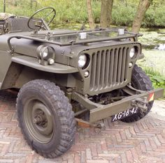 willys jeep 920 44 A few Willys Jeeps in high res (57 HQ Photos)