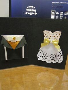 DIY wedding card ideas