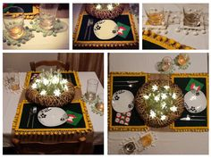 Make your table looks special..:)