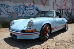 Porsche 911RS