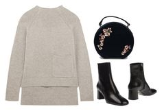 """""""Untitled #130"""" by cmd25 ❤ liked on Polyvore featuring Joseph and Prada"""