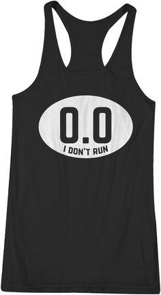 0.0 - I Don't Run