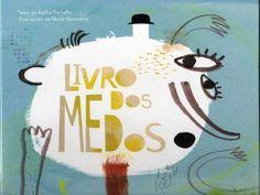 Livro dos Medos. Illustrations by Marta Madureira, Tcharan. In stock £10
