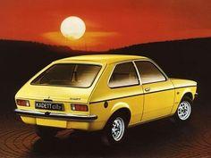 Opel Kadett City (1975 - 1979).