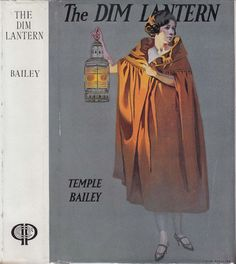 Coles Phillips did a lot of the covers for Temple Bailey novels.