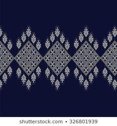 Aztec Wallpaper, Wallpaper Backgrounds, Embroidery Neck Designs, Batik Prints, Ethnic Patterns, Illustrations, Textile Design, Simple Designs, Printing On Fabric