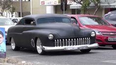 Bad ass FORD Mercury with air suspension
