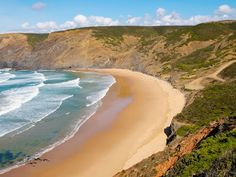 Praia da Ponta Ruiva near Sagres - a new beach I would like to visit on my next trip.