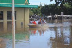 Floods - Bundaberg, Qld, Australia Jan 2013