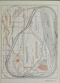 101 track plans for model railroaders