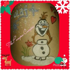 Olaf frozen  design