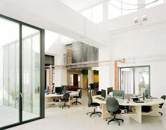 New EDI Headquarters.