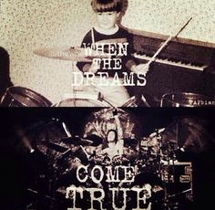 When dreams come true :) #therev #avengedsevenfold