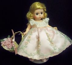 Vintage Madame Alexander Doll Wendy Loves Her Sunday Best Near Mint Condition #MadameAlexander