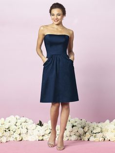 After Six Bridesmaids Style 6636: The Dessy Group