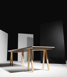 Designline Büro - Newcomer: Climatic Table | designlines.de