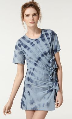 Here is a *TieDie4FX* Must Have! #iDie4TieDye  (Gryphon 'the Knot' Tie Dye Dress Profile Photo)