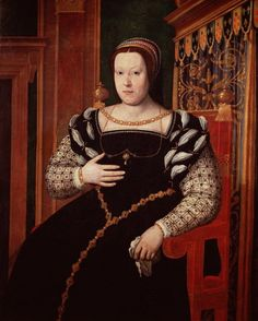 Catherine de' Medici, daughter of Lorenzo II de' Medici and of Madeleine de La Tour d'Auvergne, was a Franco/Italian noblewoman who was Queen consort of France from 1547 until 1559, as the wife of King Henry II of France.  Born: April 13, 1519, Florence  Died: January 5, 1589, Château de Blois  Spouse: Henry II of France (m. 1533)  Children: Charles IX of France, Henry III of France,  Parents: Lorenzo II, Duke of Urbino, Madeleine de la Tour d'Auvergne.  Wikipedia