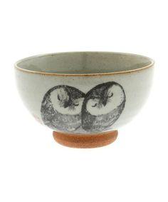 Look at this #zulilyfind! Harmony Owl Rice Bowl by Kotobuki Trading #zulilyfinds