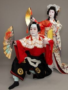 The Japan Society of Boston Presents An Evening of Kabuki Dance. - The Arts Fuse Kabuki Dance, Asian Fabric, Costumes Around The World, Japanese Culture, Geisha, Ronald Mcdonald, Presents, Poses, Japanese Things
