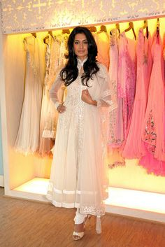 for the love of anarkali..if the theme is all white <3
