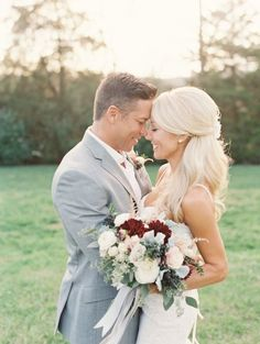 The sweetest newlywed moment: http://www.stylemepretty.com/tennessee-weddings/nashville/2016/03/24/rustic-fall-wedding-at-nashvilles-cedarwood/   Photography: Julie Paisley - http://juliepaisley.com/