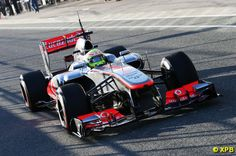 Perez #McLaren #F1