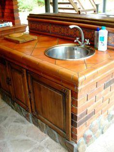 кухонная мебель из плитки: 25 тыс изображений найдено в Яндекс.Картинках