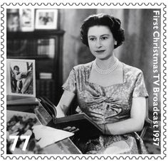 Stamps celebrating the Queen's Diamond Jubilee