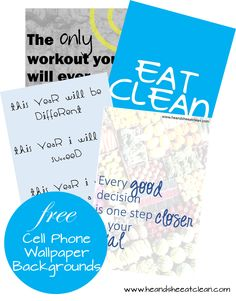 He and She Eat Clean: Free Motivational Cell Phone Wallpaper Backgrounds Free Desktop Wallpaper, Cellphone Wallpaper, Wallpaper Backgrounds, Iphone Wallpapers, Health Eating Plan, Fitness Nutrition, Nutrition Guide, Health Lessons, Health Motivation