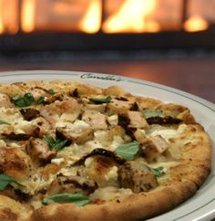 Chicken Pizza Bryan - Carrabba's Italian Grill