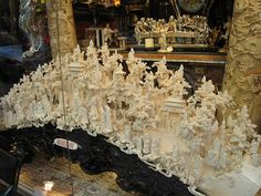 Chinese ivory carving.