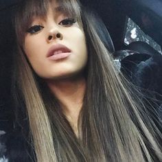 Who else is loving Ariana's new hairstyle?  #ArianaGrande