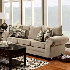 living rooms, apart decor, wayfair, living room sets, vicki sofa, hous, homes, live room, couches