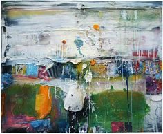 Untitled by Robert Baribeau On exhibit at Allan Stone Gallery are works by Robert Baribeau from 1980 to present.