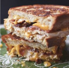 GRILLED CHEESE breakdown (35 photos + recipes)