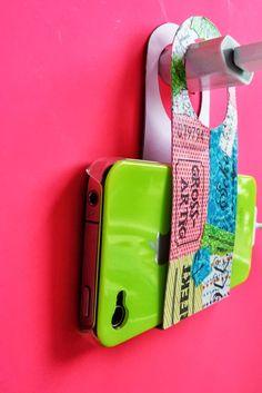 DIY iPhone Station(ery) und Freebie!