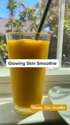 Healthy Juices, Healthy Drinks, Healthy Snacks, Healthy Water, Healthy Skin Care, Healthy Eating, Fruit Smoothie Recipes, Easy Smoothies, Weight Loss Smoothies