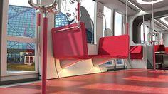 MONTPELLIER Tramway on Behance
