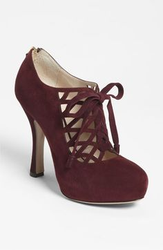 Prada Multi Lace Bootie available at #Nordstrom