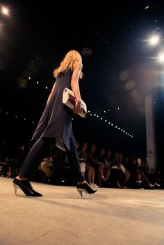 Bye, bye blowdryer. The runway has spoken. http://www.thecoveteur.com/harley-viera-newtons-daily-debrief-narciso-rodriguez-ss15/