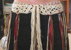 #Ravelry : Crochet Bellydance Fringe Belt pattern by Krista Frank