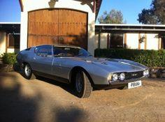 1967 Bertone Jaguar Pirana